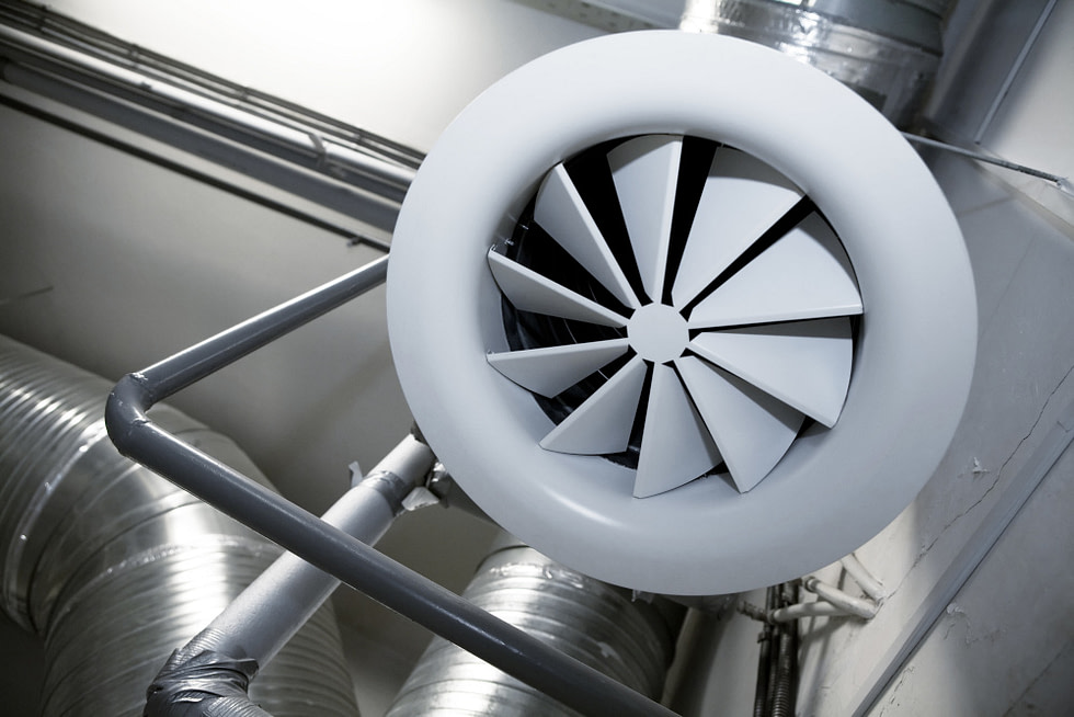heating ac ventilation system