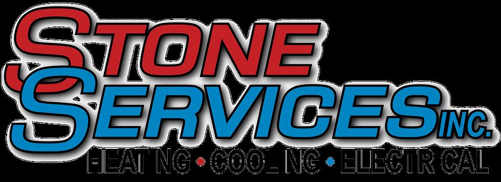 stone services hvac services logo